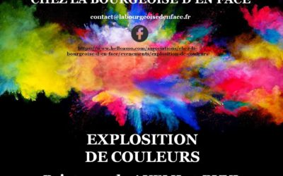 Explosition de couleur – Akemi & Byul | à partir du 1er mai